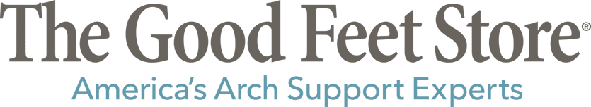 The Good Feet Store Main Logo